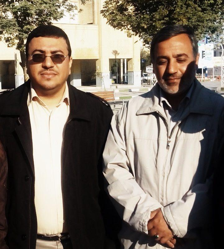علیرضا صلبوخی - شاگرد استاد سید کاظم نعمت زاده